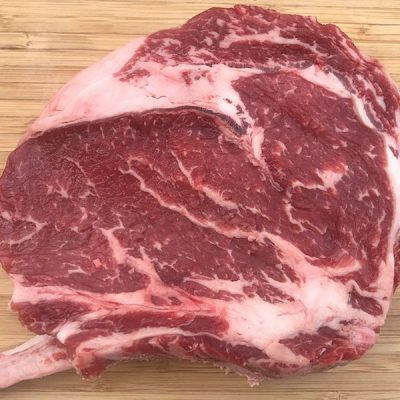 Angus Grain Fed OP Rib Fillet Brisbane Farmer's Markets Capalaba Butcher Shop