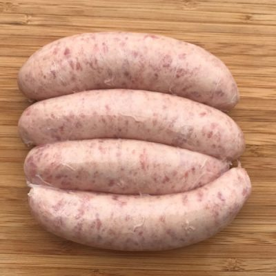 Thick Pork Sausages Capalaba Butcher Shop Brisbane Farmer's Markets
